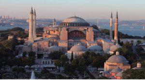 Δεν είναι Τουρκία, η Αγιά Σοφιά!