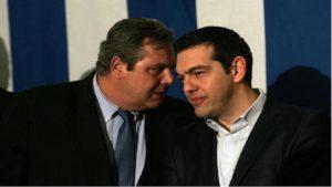 Ραγδαίες πολιτικές εξελίξεις: Ο Τσίπρας αποφάσισε να προχωρήσει χωρίς τον Καμμένο!