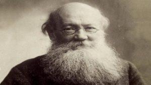 """Πιοτρ Κροπότκιν. Ρώσος """"αναρχο-κομουνιστής"""""""