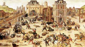 24 Αυγούστου 1572. Νύχτα του Αγίου Βαρθολομαίου
