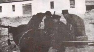 Η Εποποιία της Χωροφυλακής επί του ΕΛΑΣ στο Σύνταγμα Μακρυγιάννη